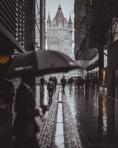 https://flic.kr/p/WWKo3k | Jhosua K. Jackson London Rain