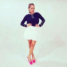 #BurBuLook - Blusa y falda/pantalón disponible en WalmartPR  y online BURBUFASHION.COM #newarrivals #affordablefashion