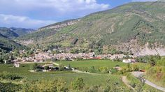 1200 habitants au pouvoir à Saillans, dans la Drôme.