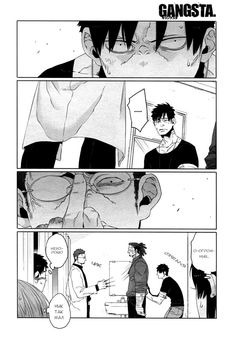 Чтение манги БАНДИДОС 5 - 23 - самые свежие переводы. Read manga online! - AdultManga.ru