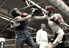 Savannah Marshall - Team GB Women's Boxing London 2012 Olympics