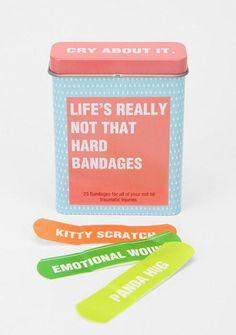 I need these! Lmao at the Panda Hug...