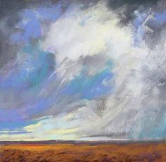 Sherri Cassell Artist: Blustery Day
