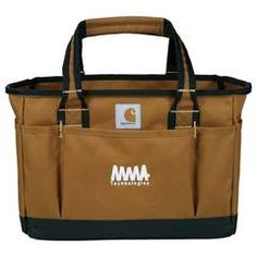 Carhartt® Signature Utility Tool Tote - What a great custom tool bag for your best customers or employees!