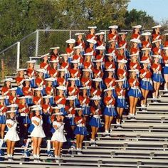 The Kilgore Rangerettes