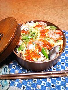 チラシ寿司弁当