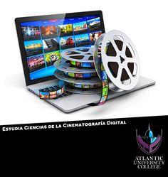 Únete a los #1 del Caribe en Artes Digitales. Puedes estudiar un Grado Asociado en Ciencias de la Cinematografía Digital o un Bachillerato en Ciencias de la Cinematografía Digital. ¿Qué esperas? ¡Comienza matriculándote o transfiriéndote hoy mismo! Llámanos al: 787-720-1022 o escríbenos a: Admisiones@AtlanticU.edu #SéUnGladiador