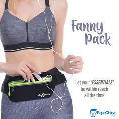 Let your 'ESSENTIALS' be within reach all the time. #fannypack #waistbag #bags #fashion #beltbag #wholesale #marketing #advertisement #PROMO #Trending #gifts #Giveaway #giftideas #stylish