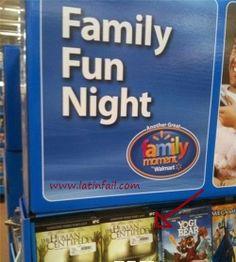 PELICULAS PARA VER EN FAMILIA - FAMILY FUN NIGHT - Family moment - Walmart