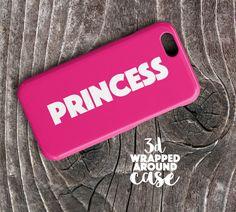 Pink PrincesHtc One M9 Case Htc One M8 Case Htc by LoudUniverse