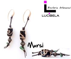 """Pendientes Mursi"" by lucibella on Polyvore"
