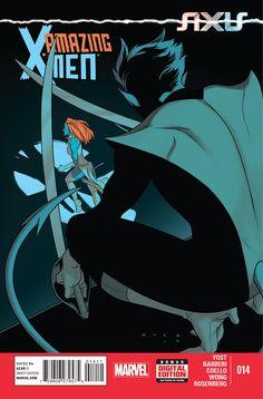 Amazing X-Men #14