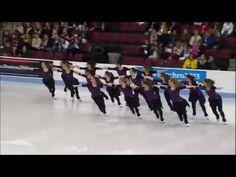 Team Canada 1 - Nexxice  Short Program, 2013 World Synchronized Skating Championships