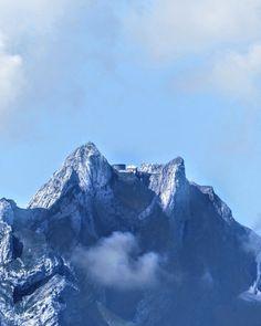 Ausblick aus Weggis Luzern.  Schweiz Mount Everest, Mountains, Nature, Travel, Morning Light, Lucerne, Switzerland, Naturaleza, Viajes