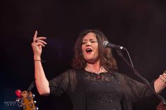 Marcia Howard performing at the 40th Port Fairy Folk Festival.  Photo credit @mrperrycho #pfffpics by pfffpics http://ift.tt/1UokfWI