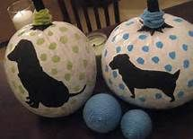 painted pumpkins for halloween - Bing Images