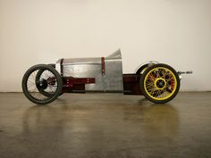 bloody mary cyclekart - left side view