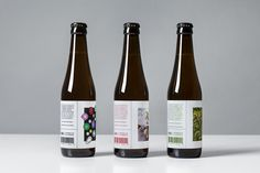 Packaging for O/O Brewing by Lundgren+Lindqvist — BP&O