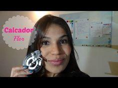 Calcador Flor - YouTube