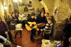 Eventi Tradizione Fermo | Ballade Ballade Bois | Aprile 2013 | Osteria del Merlo