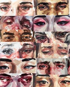 Human drawing, gcse art sketchbook, a level art, digital art tutorial, art Kunst Inspo, Art Inspo, A Level Art Sketchbook, Eye Painting, Ap Art, Art Drawings, Art Sketches, Pretty Art, Art Plastique
