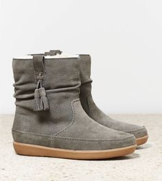 AEO Slouchy Cozy Boot