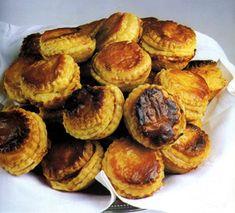 Empadas de Galinha - Gastronomia de Portugal