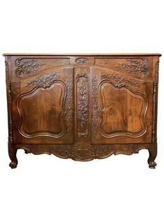 Lolo French Antiques et More Curated by thb Louis XV Period Lyonnaise Buffet, c. 1750