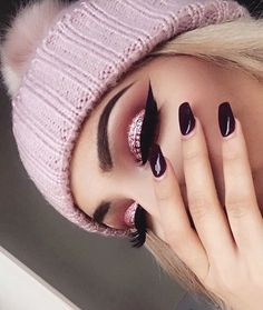 Do your nails and makeup match?