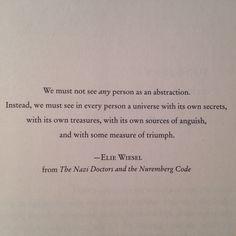 "The Immortal Life Of Henrietta Lacks Quotes Elie Wiesel Quote From ""the Immortal Life Of Henrietta Lacks""  The ."