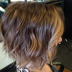This color makes me long for a Milkyway. Somebody get me a Milkyway and this hair color STAT.