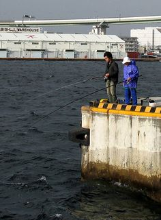 Cool Osaka Fishing images - http://osaka-mega.com/cool-osaka-fishing-images/