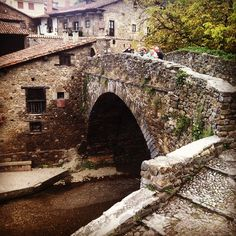 Potes in Cantabria