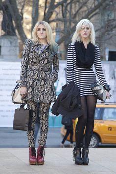 New York Fashion Week Street Style — Fall 2012 Edition