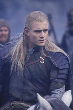 Legolas...the only reason I watched Lord of the Rings.