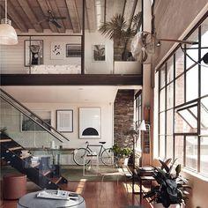 Decoração estilosa! #decor #decoração #arquitetura #interiordesign #interiores #design #hombrelifestyle