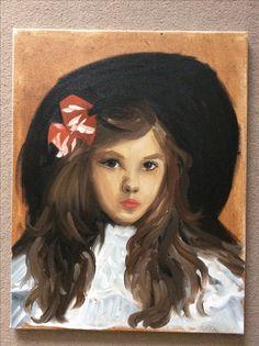 My version of John singer sargents Reine John Singer Sargent, Mona Lisa, Artwork, Painting, Work Of Art, Auguste Rodin Artwork, Painting Art, Artworks, Paintings