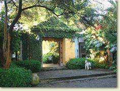 Hotel Quinta de las Flores  Calle del Hermano Pedro No. 6, La Antigua Guatemala.