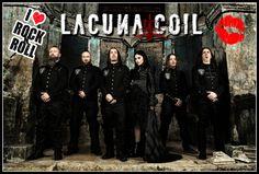 LACUNA COIL - ITALIA - Alt.Metal, Goth Metal, Goth Rock - 1994/present