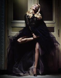 Natasha Poly by Daniele Duella & Iango Henzi for Vogue Japan October 2011 1
