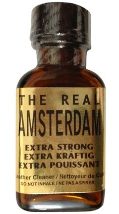 Amsterdam Gold Poppers $18.95