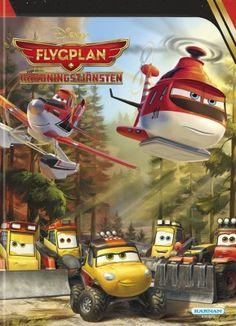 Flygplan+Räddningstjänsten,+Sagobok,+Disney
