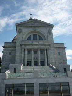 St Joseph's Oratory of Mount Royal, Montreal