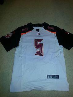 Jameis Winston Tampa Bay Buccaneers NFL Draft Pick  1 JERSEY white size 56. 2bc0853b5