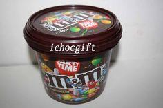 M&M s Milk Chocolate 710g Party Bucket