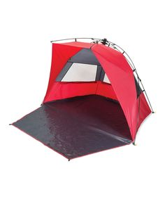 Red Haven Shelter by Picnic Time #zulilyfinds Tent Poles
