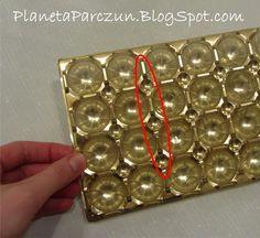 PLANETA PARCZUN: Miniaturowe sztućce ze szczerego złota :)