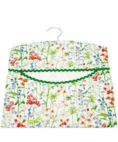Flowers of Liberty Theodora Peg Bag | Home | Liberty.co.uk