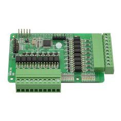 16 Digital Inputs Raspberry Pi HAT