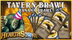 amazing  BANANA BRAWL, ROGUE MILL DECK - Hearthstone